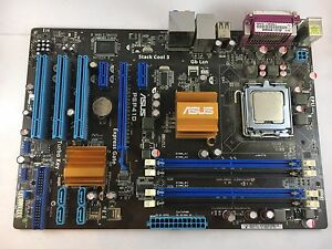 DRIVERS FOR ASUS P5P41D