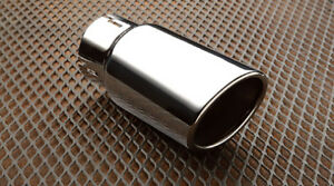 Toyota 4Runner 2010-2019 Polished Stainless Steel Exhaust Tip Genuine Accessory