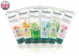 Himalaya-Herbals-KESAR-ALOE-VERA-LEMON-APRICOT-Face-Wash-BUY-3-GEL-1-FREE