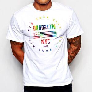 New York City T-Shirt NYC Brooklyn Harlem Queens NY Hip Hop East ... d654f3015f4