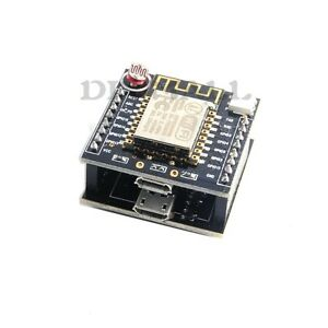 ESP8266 Gizwits Witty Cloud Development Board Photoresistor SDK APP