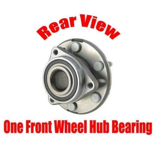 ONE New Front or Rear Hub and Wheel Bearing Assembly for GMC Arcadia 2007-2016