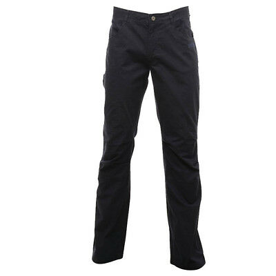 Regatta Mens Trouser Landwalk Cotton Work Cargo Pant Outdoor Heavy Duty Cream