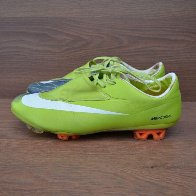 O cualquiera Drama Retocar  Vintage 2007 Nike Mercurial Vapor IV FG Soccer BOOTS US 10.5 UK 9.5 for  sale online | eBay