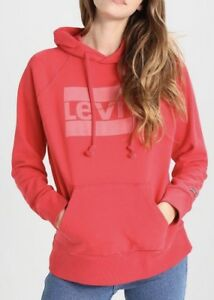4f2423ab7aae5a Image is loading Levis-Women-039-s-Graphic-Sport-Hoodie-In-