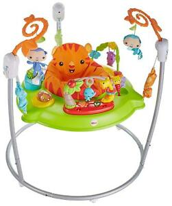 cdb9c4d08 Fisher Price Infant Baby First Steps Tiger Jungle Musical Friends ...