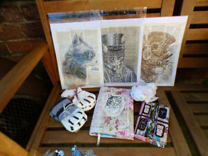 Loot-Crate-Cat-Lovers-prints-socks-pendant-book-plushie