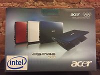 "Acer Aspire One 532h 10.1"" Netbook w/Windows 7, 160GB, 1GB, 1.66GHz"