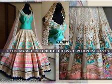 Designer Wear Stunning Heavy Work Brocade Lehenga