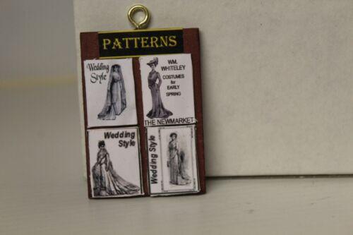 mariage Patterns Maison de Poupées