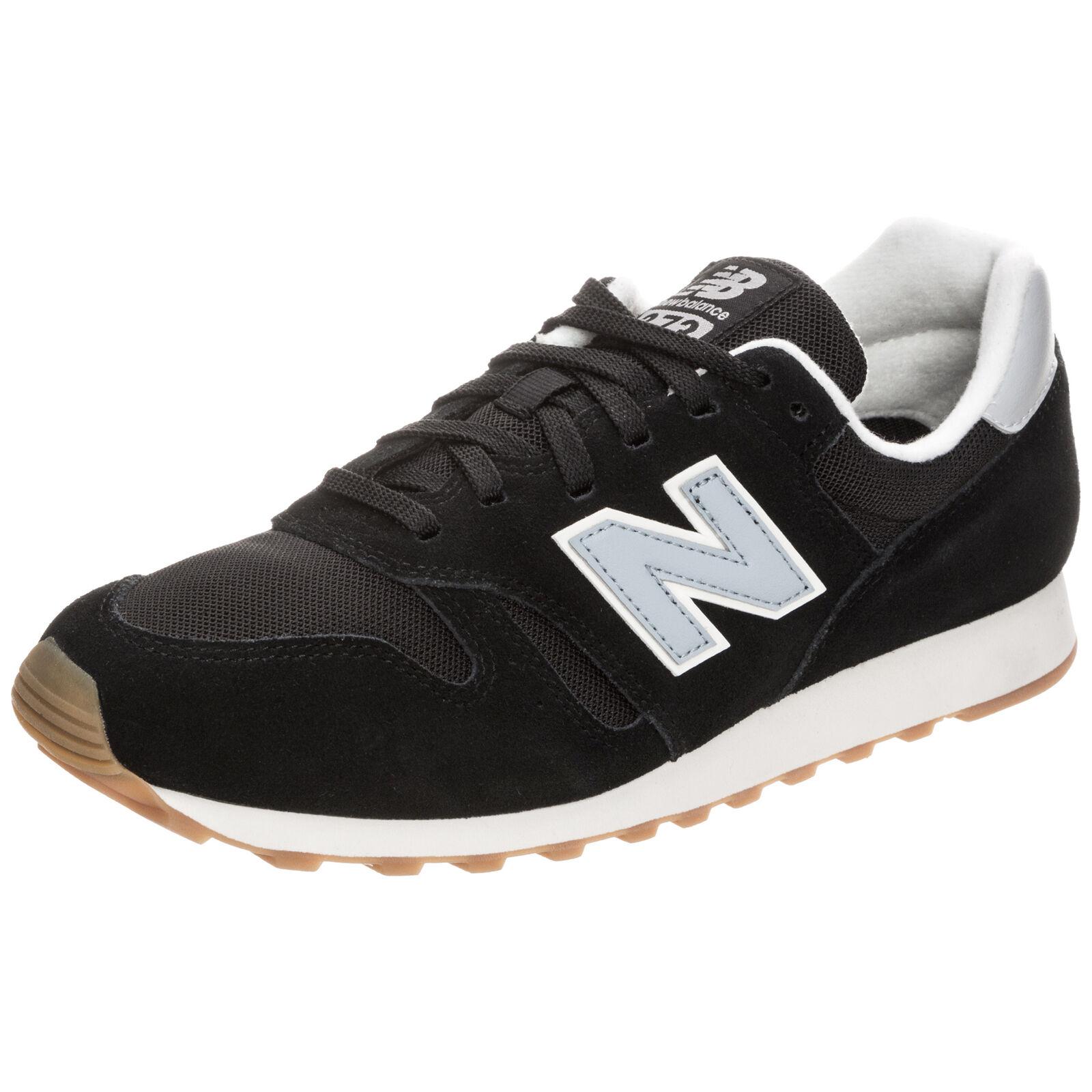 New Balance ML373-KBG-D Sneaker schwarz / hellblau NEU Schuhe Turnschuhe