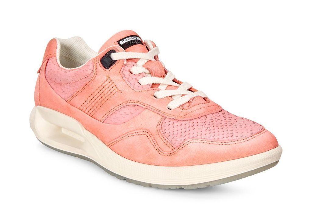 ECCO Women´s CS16 Sneakers Coral bluesh Size US 10-10.5