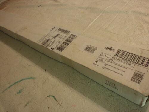 Free Shipping Leviton Media Enclosure Extender Bracket NIB 47612-28B