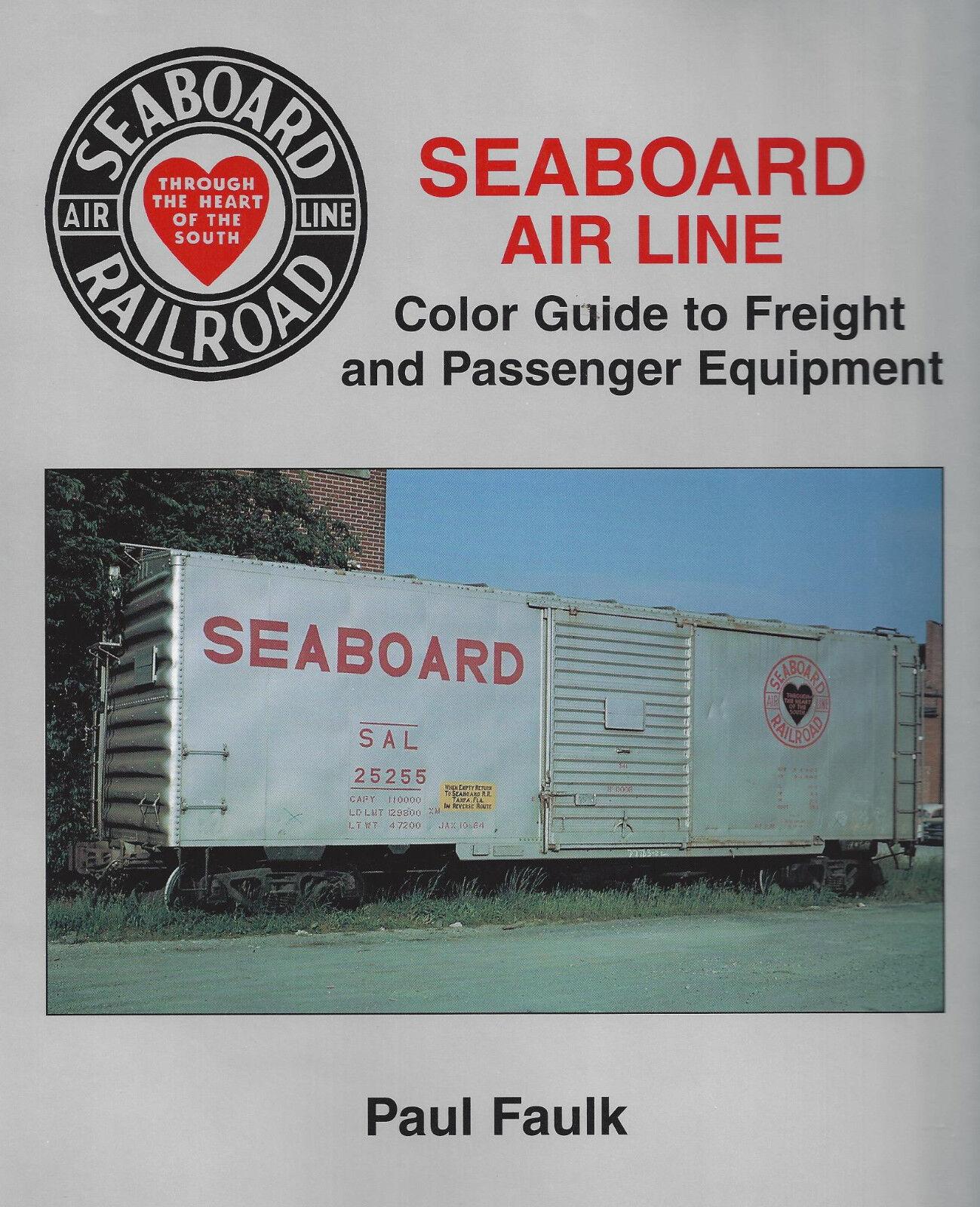 Seaboard Tubo Dell'Aria Colore Guida a Freight & Passeggeri Accessori  Nuovo Book