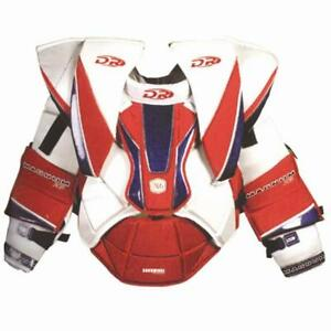 Dr X6 Hockey Goalie Chest Pad And Arm Protector Junior Large Ebay