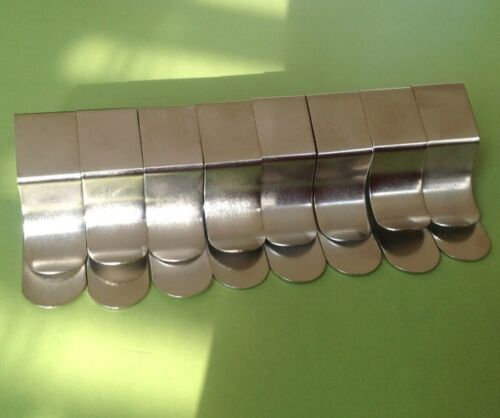 8 British Steel Drawing Board //Tablecover Clips Free Royal Mail Post