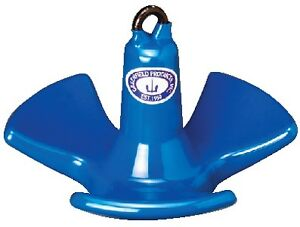 New River Anchor greenfield Products 520-w Weight 20 lbs. Boat Size Up to 24' Wh