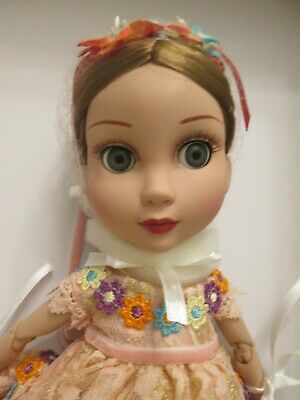 """TONNER /'SPRINGTIME PATIENCE/' 14/""""  NEVER REMOVED FROM BOX IN SHIPPER"""