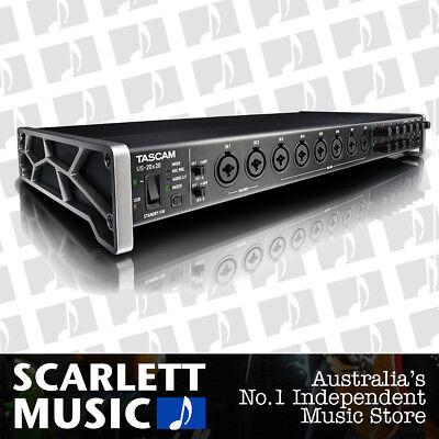 Pro Audio Equipment Careful Tascam Us-20x20 Usb 3.0 Audio/midi Recording Interface 20-channel Us 20 X 20 Customers First