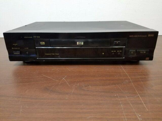 Pioneer DV-414 DVD Player