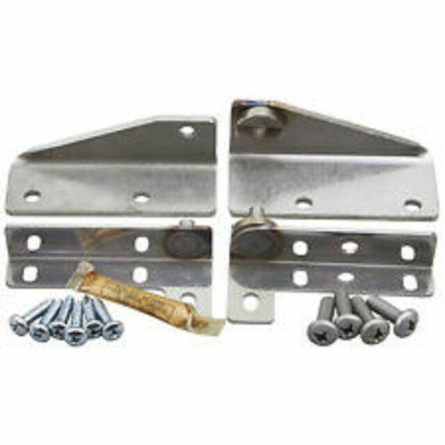 PERLICK 63407R Right Standard Door Hinge Set