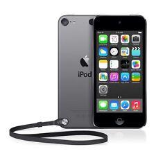 Apple iPod Touch 5th Generation Space Grey / Black (16GB) - Wi-Fi + Bluetooth