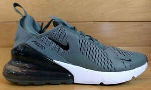 Details about Nike Air Max 270 Size 9.5 Clay Green Black Deep Jungle Mens Shoe AH8050 300
