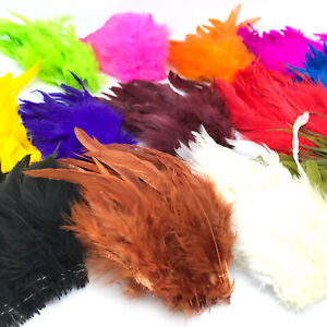 UV2-STRUNG-SCHLAPPEN-FEATHERS-Fly-Tying-Rooster-Hackle-Saltwater-Spirit-River