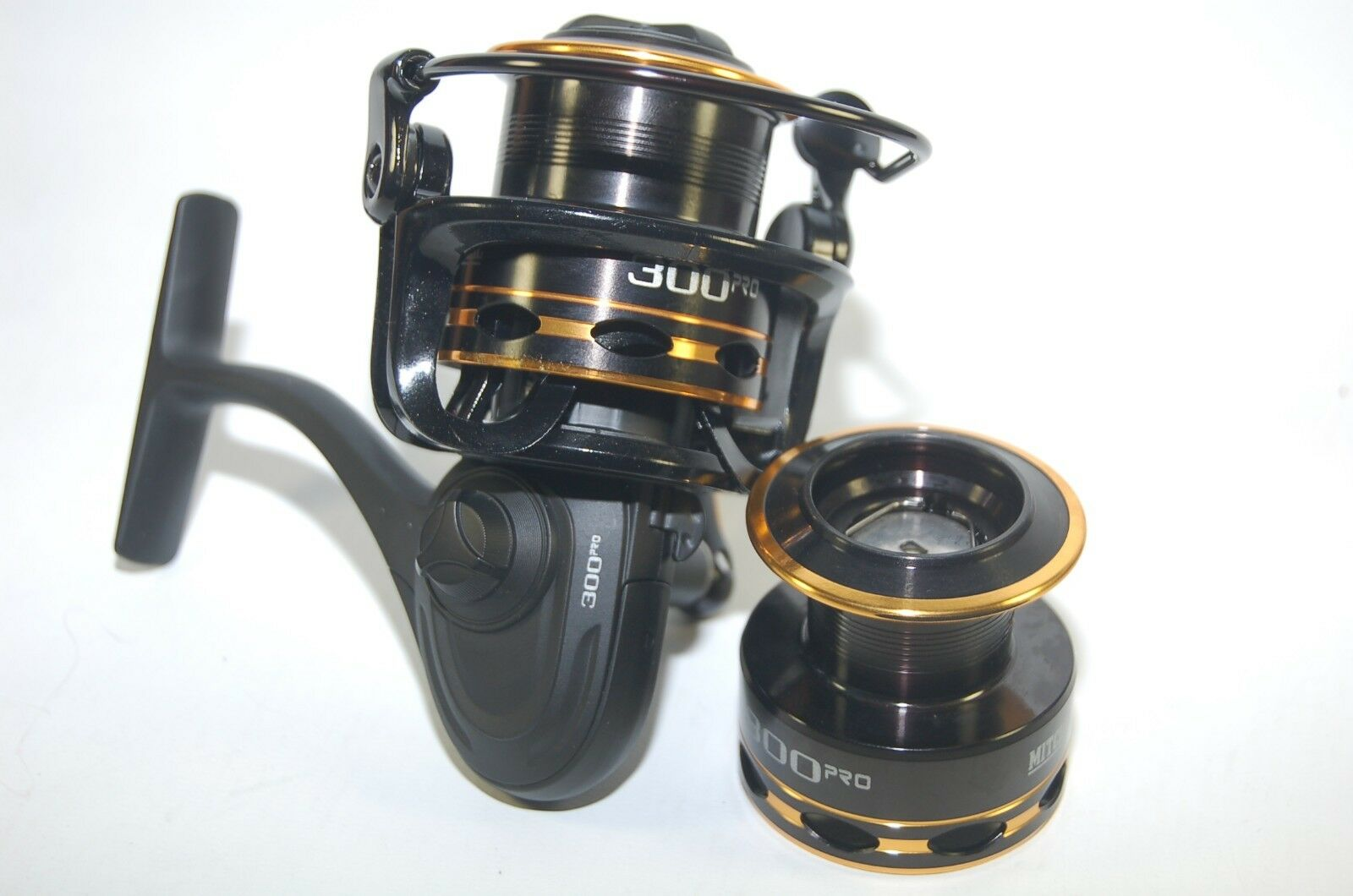 Mitchell Alu 300 Pro New 2018 Staionärrolle Spinnfischen Stippen Alu Mitchell Spule 9+1 Lager 6e2586