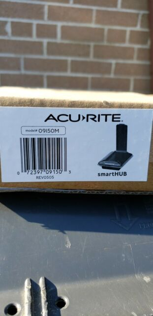 AcuRite 09150M Smart HUB with AC Adapter