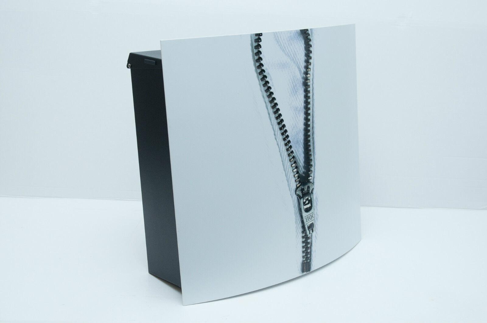 Max Knobloch Design-Letter Box   Dessau   405.8oz with Zipper-Aperture