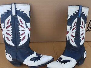 Cowboy Axl La Gran Boots Bota Rose Style 80's WY9IDH2E