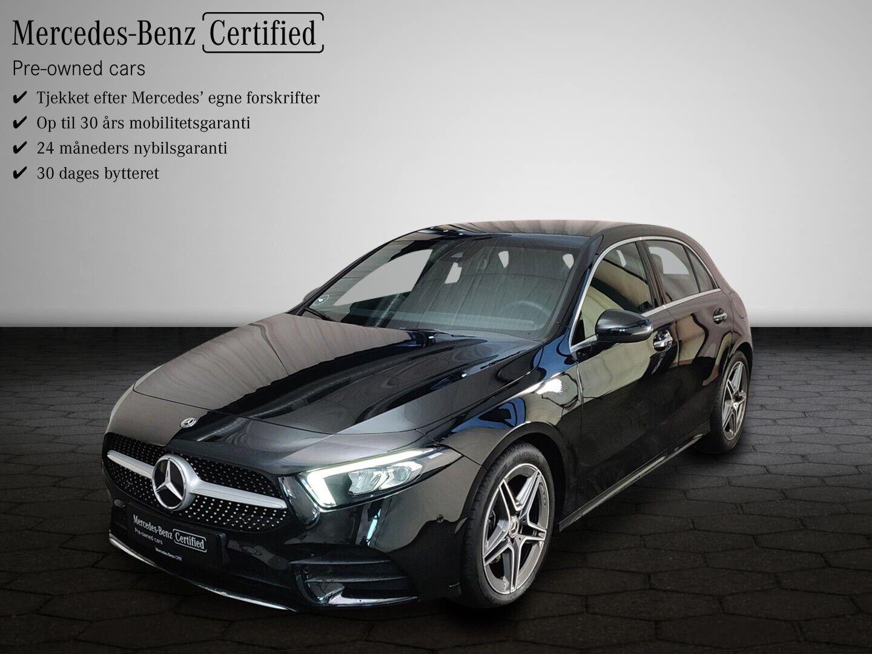 Mercedes A200 1,3 Advantage AMG aut. 5d - 379.900 kr.