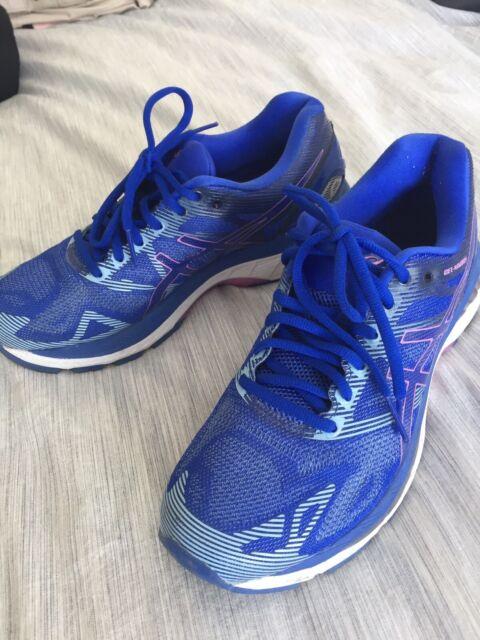Asics Gel Nimbus 19 Women's Sz 8 Running Shoes