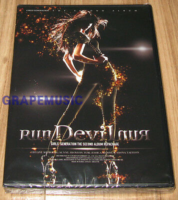GIRLS' GENERATION SNSD Oh! Repackage Run Devil Run K-POP CD SEALED