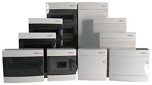 Sicherungskasten-Verteilerkasten-Kleinverteiler-Verteiler-Sicherung-Aufputz-IP40