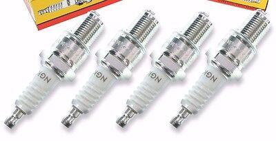 NGK Resistor Sparkplug BKR5E for Polaris RANGER 6x6 1998-2007