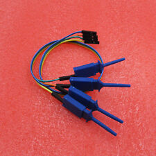 1pcs Test Clamp Wire Hook Test Clip For Logic Analyzer Electronic Components A3g