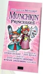 SEALED-Munchkin-Princesses-Expansion-Pack-15-Cards-Fantasy-Fairy-Tale-SJG4243