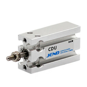 SMC-CDU32-15D-Free-Mount-Cylinder-Double-With-auto-switch-Stroke-6-1mm