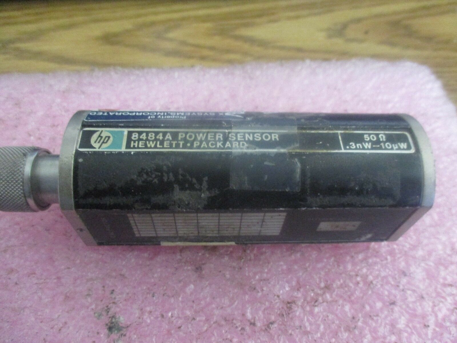 Hp 8484a Power Meter Sensor 50 Mhz 18ghz Ebay 0 500mhz Pic16f876 Rf Norton Secured Powered By Verisign
