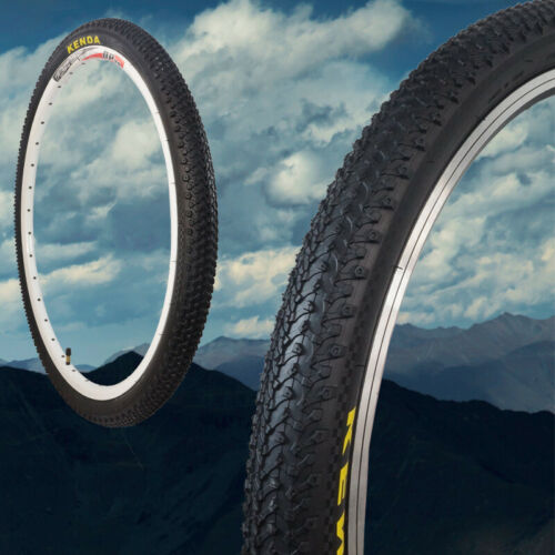 Kenda 26/'/'x1.95 Bicycle Tyres Mountain Road Bike Tire Puncture Resistant 27TPI