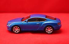 Modellauto/ BENTLEY CONTINENTAL GT / blau Top Mark/ Die Cast Collection/ OVP