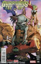 Guardians Team-Up #5 Comic Book 2015 - Marvel