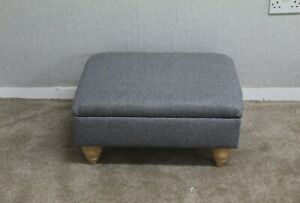 706-Designer-Grey-Fabric-Footstool