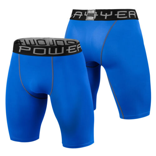 PowerLayer Mens /& Boys Body Armour Compression Base Layer Thermal Under Shorts