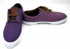 Polo Ralph Lauren Shoes Faxon Low Purple/Inkberry Sneakers Size 8.5 EUR 41.5