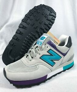Details about New New Balance 576 Sz 7 Mens Walking Made In England OM576GPM UK Nineties Suede
