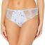 FREYA-Women-039-s-Arianne-Brief-Panties-FL3135-Sz-S-Meadow-Blue-Floral-MSRP-31 thumbnail 1