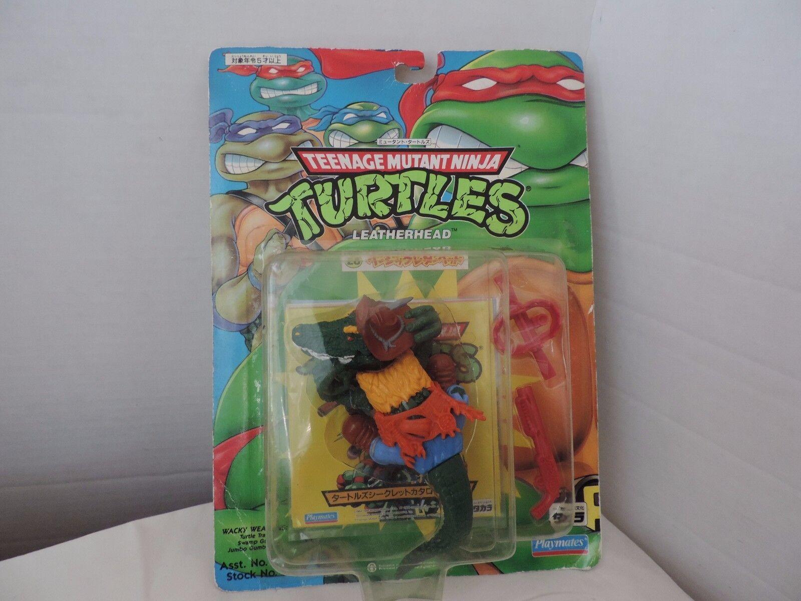Vintage Teenage Mutant Ninja Turtles alquilamos Figura de Acción Japón Variante